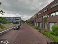 112 melding Ambulance naar Phoenixplaats in Tilburg