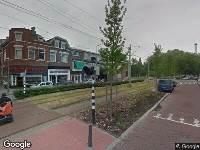 Besteld ambulance vervoer naar Boergoensestraat in Rotterdam