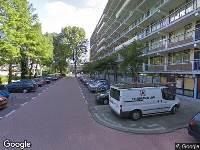 Brandweer naar Arendshorst in Leiden vanwege een liftopsluiting
