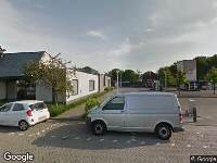 112 melding Ambulance naar Wagnerplein in Tilburg