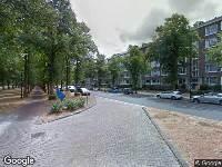 Ambulance naar Huis te Landelaan in Rijswijk