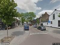 112 melding Ambulance naar Molenbochtstraat in Tilburg