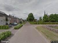 Ambulance naar Zittardsestraat in Veldhoven