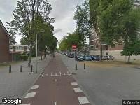 Brandweer naar Lobeliusstraat in Zaandam