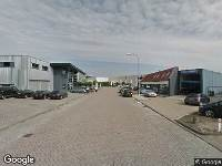 Ambulance naar Gutenbergweg in Culemborg