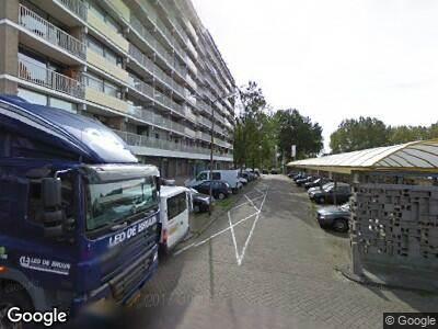 Ambulance naar Bagijnenwaard in Zoetermeer