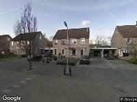 112 melding Ambulance naar Heezestraat in Tilburg