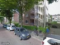 Ambulance naar Dr. H. Colijnlaan in Rijswijk