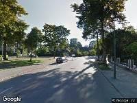 Ambulance naar Zandberglaan in Breda