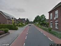 Brandweer naar Steenstraat in Panningen