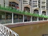 Brandweer naar Hermitage in Zaandam vanwege wateroverlast