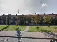 Ambulance naar Rector Hellemonsstraat in Roosendaal