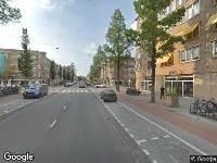 Ambulance naar Rijnstraat in Amsterdam