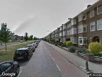 Ambulance naar Johan de Wittlaan in Arnhem