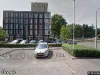 112 melding Besteld ambulance vervoer naar Brucknerlaan in Tilburg