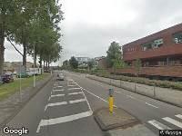 Brandweer naar Louis Davidsstraat in Amsterdam