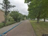 Ambulance naar Johan Braakensiekhof in Amsterdam