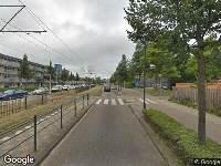 Ambulance naar Pieter Calandplantsoen in Amsterdam