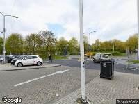 112 melding Ambulance naar Heyhoefpromenade in Tilburg