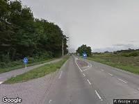 Ambulance naar Heereweg in Castricum