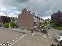 Ambulance naar Merel in Bodegraven