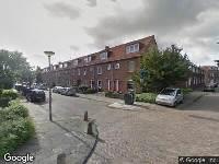 Ambulance naar Vogelplein in Gouda