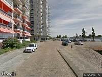 112 melding Ambulance naar Maasplein in Zwijndrecht