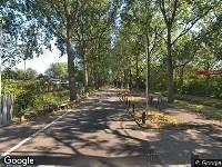 112 melding Ambulance naar Sportlaan in Alphen aan den Rijn