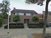 112 melding Ambulance naar Achthoevenstraat in Udenhout