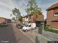 Brandweer naar Pieter Breughelstraat in Venlo