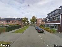Ambulance naar Kelvinstraat in Roosendaal