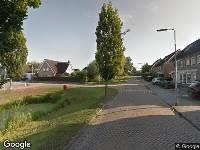 Ambulance naar Landlust in Bodegraven