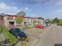 112 melding Ambulance naar Looiershof in Esch