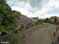 112 melding Ambulance naar Pijlkruid in Bodegraven