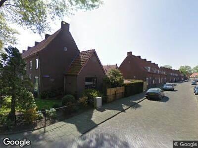Ambulance naar Wethouder Ebbenlaan in Helmond