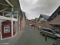 112 melding Brandweer naar Amer in Tilburg