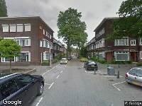 Ambulance naar Zegenstraat in Rotterdam
