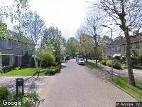 Ambulance naar Brugstraat in Limmen