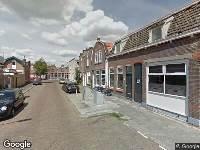 112 melding Ambulance naar Roemer Visscherstraat in Dordrecht