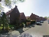 112 melding Ambulance naar Wethouder Ebbenlaan in Helmond