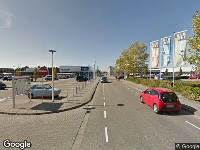 Brandweer naar Stationsplein in Hulst