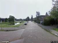 112 melding Ambulance naar Luiksesingel in Zwijndrecht