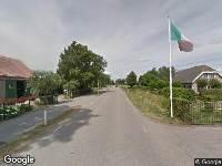 112 melding Ambulance naar Langeweg in Zwijndrecht