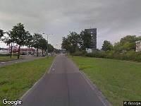 Ambulance naar Europaweg in Oosterhout