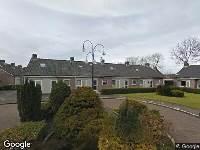 112 melding Brandweer naar Sweelinckhof in Wognum vanwege brand