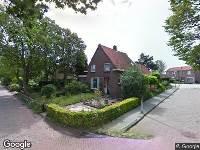 Ambulance naar Goudhoekweg in Oostvoorne