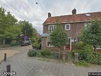 Ambulance naar Verlegde Overtoom in Castricum