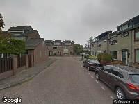 112 melding Brandweer naar Graaf Adolfstraat in Hardinxveld-Giessendam