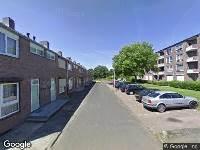 Politie naar Van Galenstraat in Heerlen