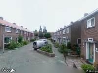 Ambulance naar Ranonkelstraat in Capelle aan den IJssel